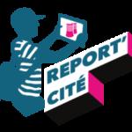 Logoo de l'association report'cité par WeAct