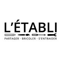 Logo de l'association l'Établi par WeAct