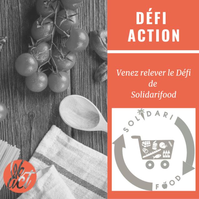 Défi Solidarifood