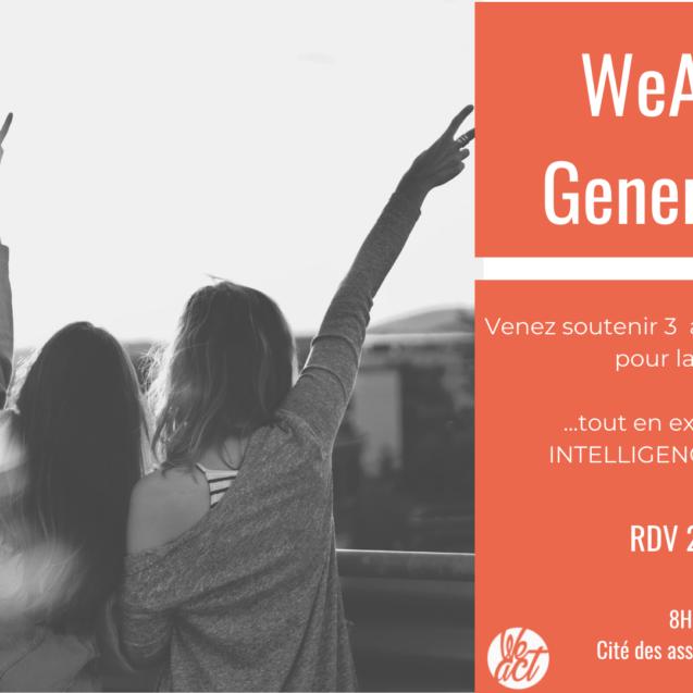 Défi WeAct for generation Z